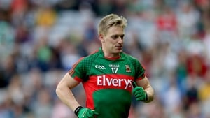 Kevin Keane has won four Connacht titles with Mayo
