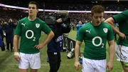 Johnny Sexton should be picked ahead of Paddy Jackson, according to Tony Ward