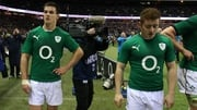 Johnny Sexton and Paddy Jackson