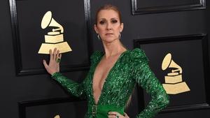 "Celine Dion - ""I feel stronger. He gave me the rest of him. I feel stronger, I step forward. I say what I mean, I mean what I say"""