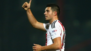 Brentford's John Egan has been included in the Republic of Ireland squad