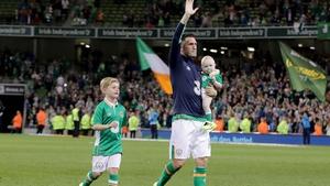 Robbie Keane is seeking one more chapter in his career