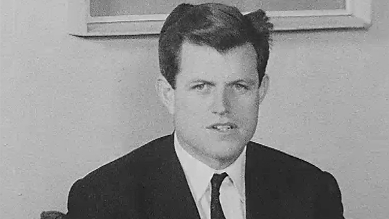 Ted Kennedy (1962)