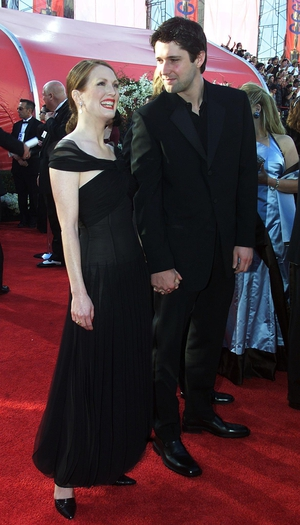 At the 2000 ceremony, nominated for 'The End of the Affair' wearing a simple black dress.