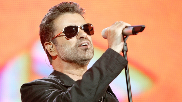 George Michael: to be buried beside his mother Lesley
