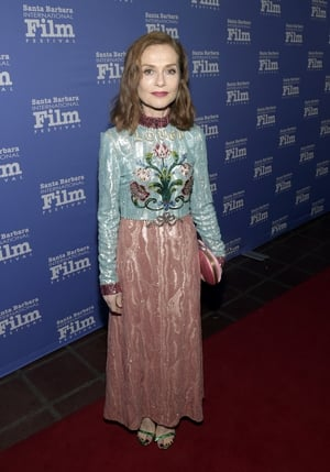 An elaborate Gucci dress at the Santa Barbara International Film Festival this year. This actress knows how to stand out from the crowd.