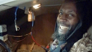 The bomber has been named by IS as  Abu Zakariya al-Britani, who was born in UK and named Ronald Fiddler