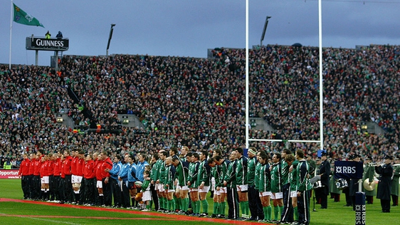Ireland v England at Croke Park (2007)
