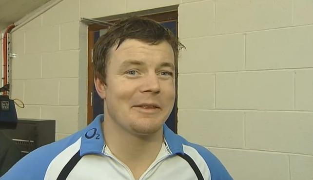 Brian O'Driscoll (2007)