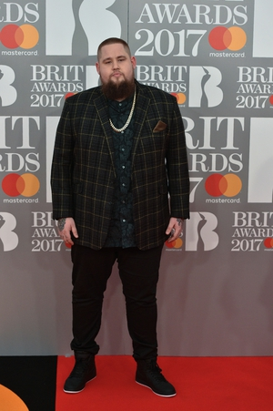 Anyone else getting a McGregor vibe from Rag n Bone Man? He's only Human afterall...