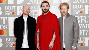 Biffy Clyro are also nominated for British Group
