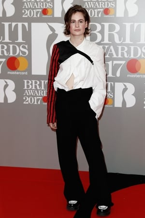 Heloise Letissier aka Christine and the Queens is nominated in the International Female Solo Artist alongside Beyonce, Rihanna, Sia and Solange