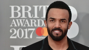Craig David's comeback has earned him a nod in the British Male Solo Artist category