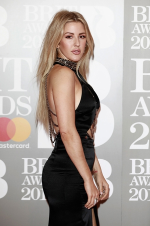 Ellie Goulding was nominated for Best Female Solo Artist but lost out to Emeli Sande