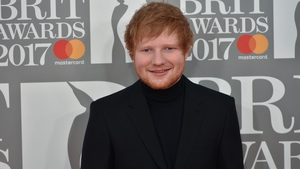Ed Sheeran teased fans ahead of the ceremony saying he will be debuting something new during his performance
