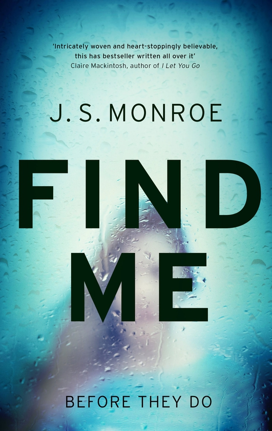 "Review:  ""Find Me"" by J.S. Monroe"
