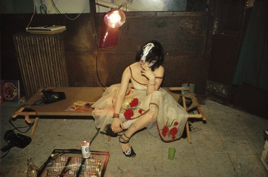 A profile of Nan Goldin
