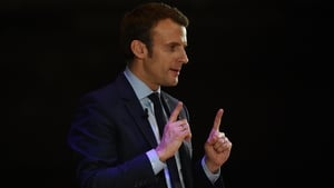 Emmanuel Macron has never held elected office