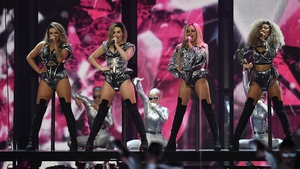 Little Mix kicked off tonight's Brit Awards