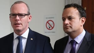 Simon Coveney and Leo Varadkar are seen as the front runners to replace Enda Kenny