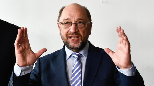 The SPD, led by Martin Schulz, has surged in recent polls
