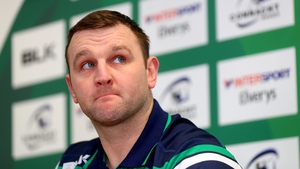 Conor McPhillips joined Connacht's backroom staff in 2010