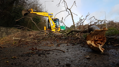 Last week Storm Doris resulted in widespread power cuts