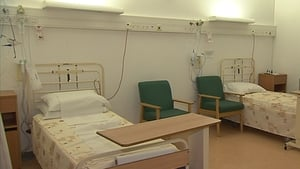 There are currently around 12,000 acute hospital beds in the health service
