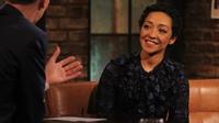 The Late Late Show: Ruth Negga