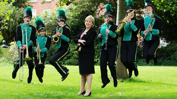 Minister for Arts Heather Humphreys, pictured at the launch of the Creative Ireland programme.