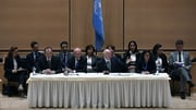 Negotiators meet in Geneva