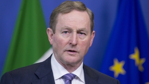 Enda Kenny said he wants the language of this aspect of the Good Friday accord incorporated into the Brexit deal