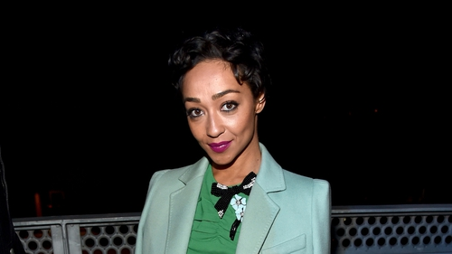 "Ruth Negga - ""The nerves are starting to land now"""