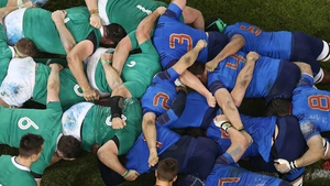 Ireland were due to face Les Bleus in the concluding game of the tournament on 14 March before the coronavirus outbreak