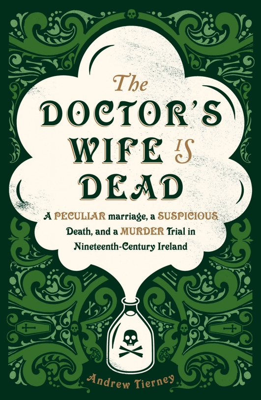 Book: The Doctor's Wife is Dead