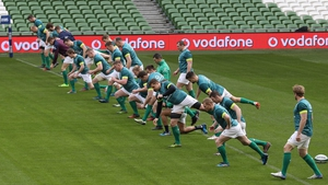 A tough pool at the next World Cup may be in store for Ireland after this weekend
