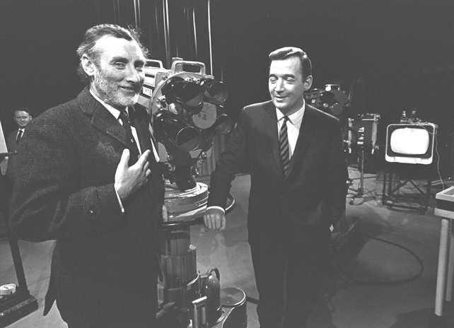 Spike Milligan and Bunny Carr (1966)