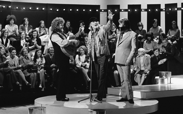 Ronnie Drew, Spike Milligan and Jim McCann (1973)