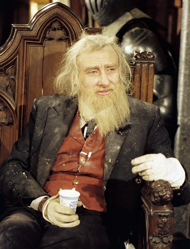 Spike Milligan on 'The Likes of Mike' (1976)