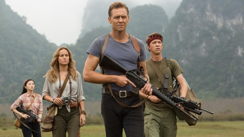 Kong: Skull Island - an entertaining romp