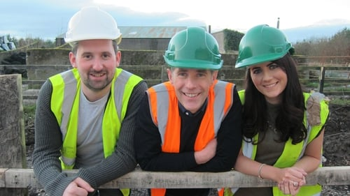 This week Dermot Bannon joins newlyweds Celine and David to renovate their family farmhouse in Room to Improve but there may be expensive surprises ahead...