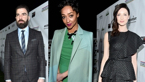 Oscar Wilde Awards: Green Carpet Fashion