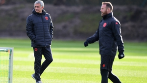 Mourinho has welcomed Rooney's commitment to stay at the club