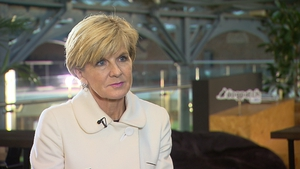 Minister Bishop said traditionally the UK was the gateway for Australia into the EU, but that would change after Brexit