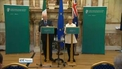 Flanagan meets Australia's Minister for Foreign Affairs in Dublin