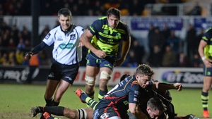 Leinster's Jack Conan scored tries on the night