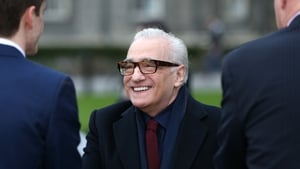 Scorsese - Has received the warmest of welcomes in the capital