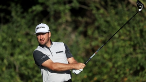 Graeme McDowell shot a 67 to make the cut