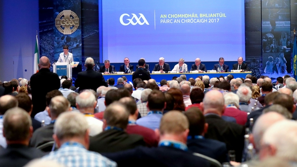 This year's GAA Congress will be virtual event on the last weekend of February