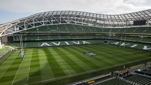 The Aviva Stadium could host the second Champions Cup semi-final
